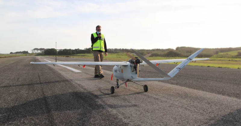We have been talked about!! European project ROBORDER tests the use of unmanned systems for sea oil spills detection and management